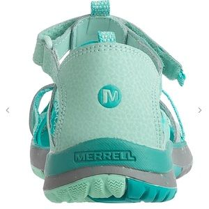 1424bb4b50ed Merrell Shoes - Girls Merrell Hydro Monarch Water Shoes Turquoise